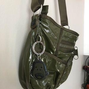 Kipling Bags - Kipling crossbody olive green bag